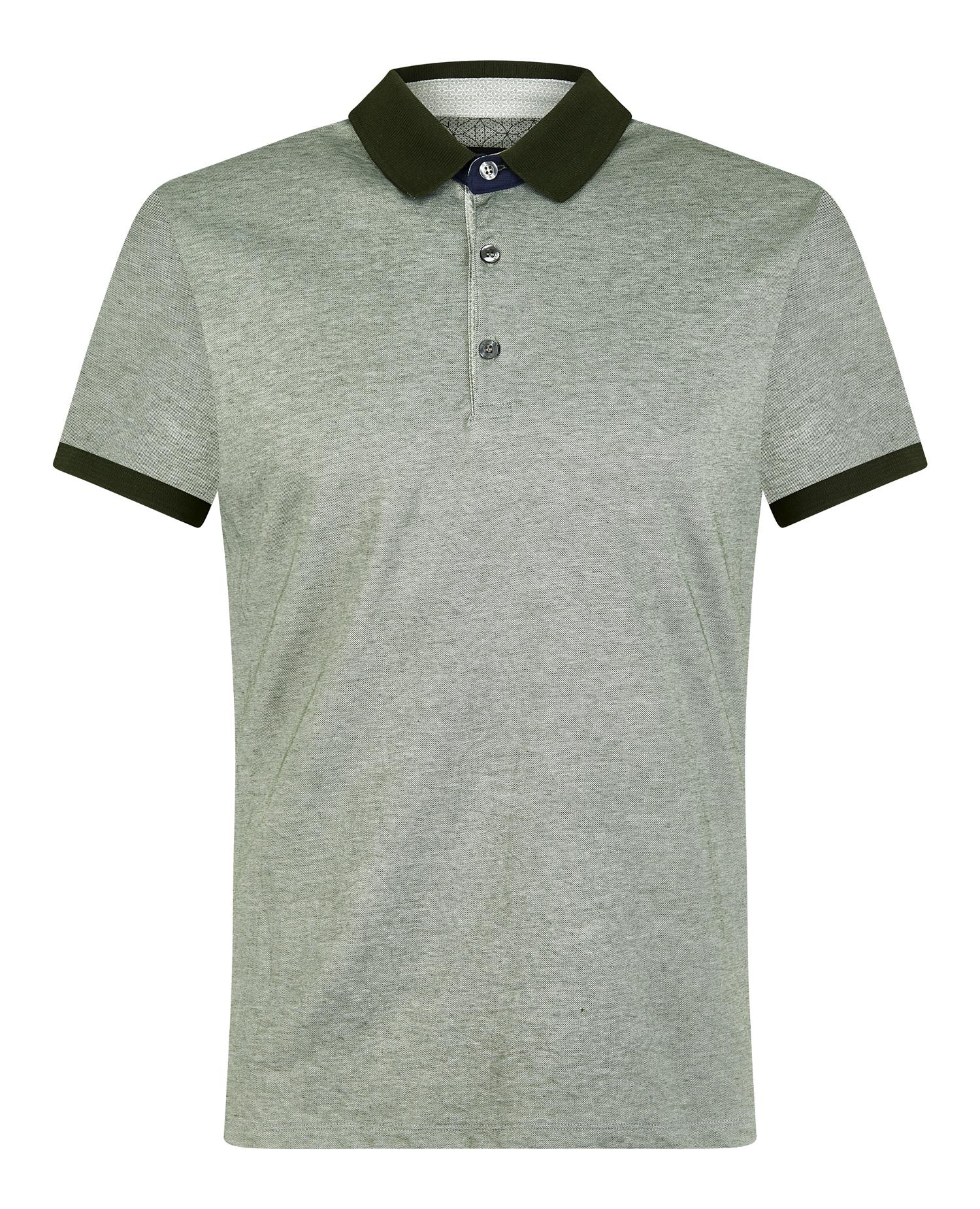 Wholesale Contrast Collar Polo Shirts Bcd Tofu House