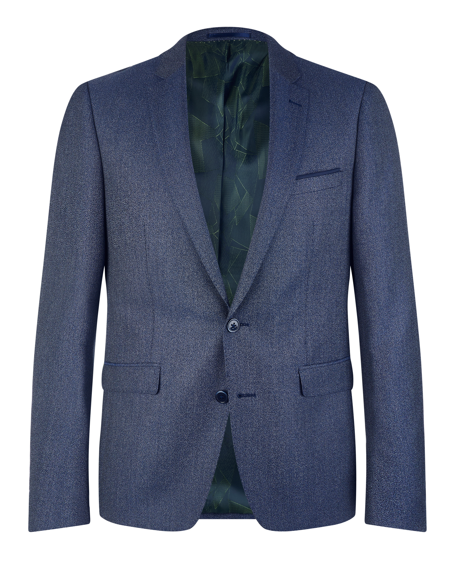 Slim Fit Wool-Rich 3 Piece Suit