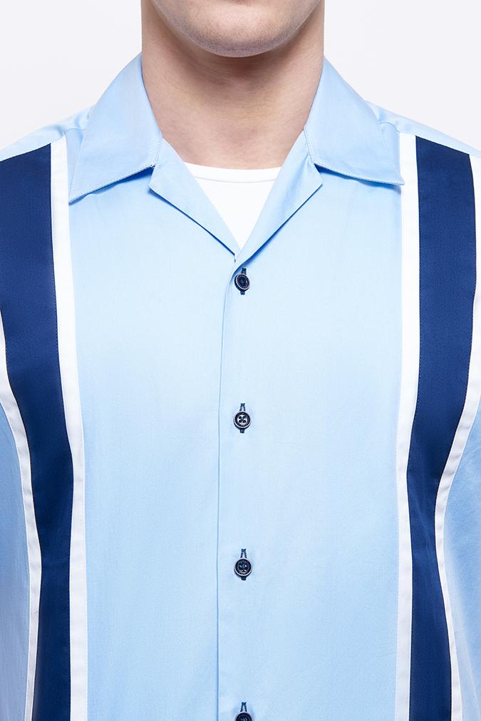 Box Fit Cotton Short Sleeve League Shirt
