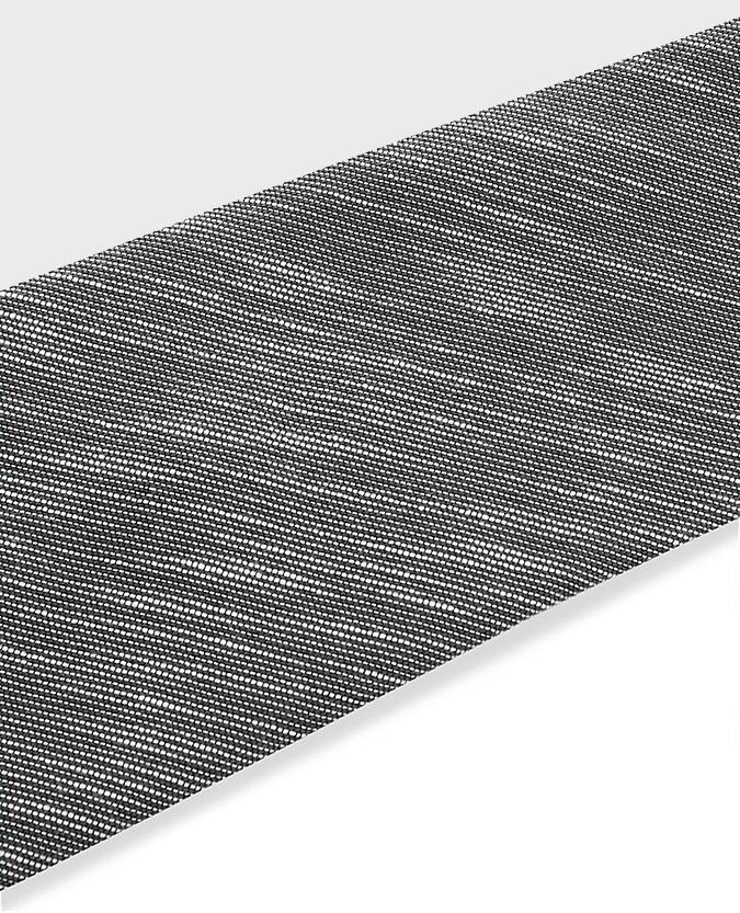 Cotton-Blend Melange Tie