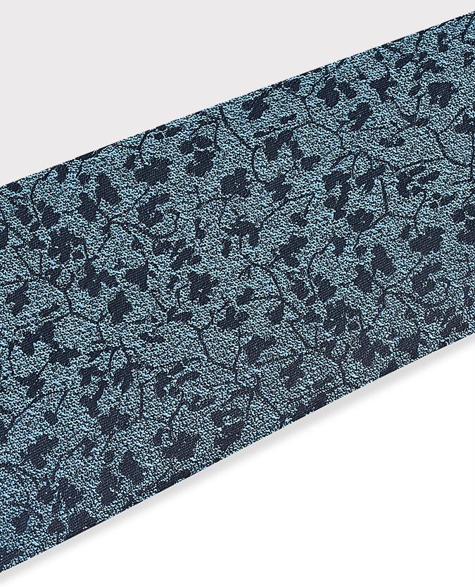 Pure Silk Floral Standard Width Tie