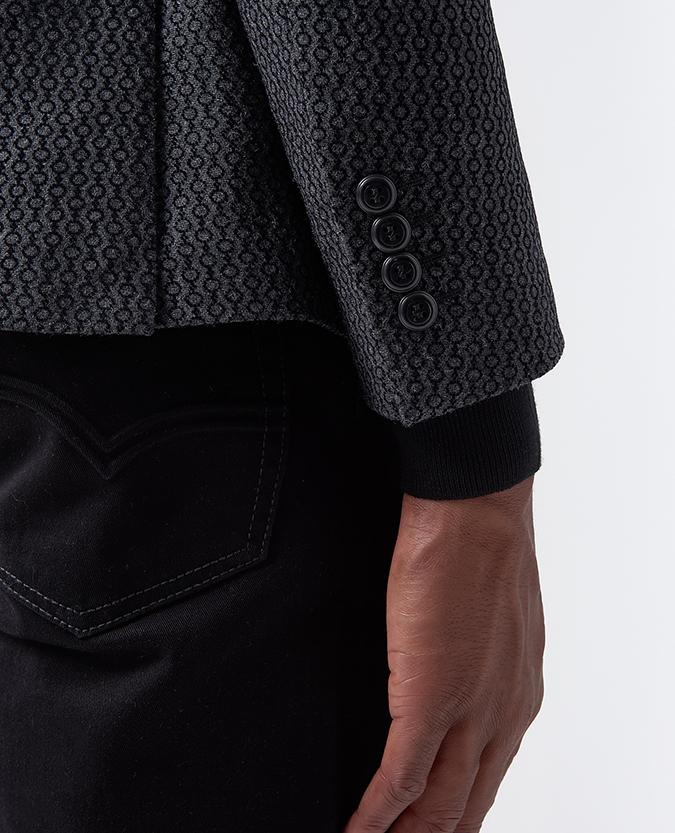 Slim Fit Wool-Rich Jacket