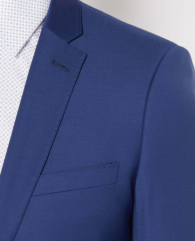 X-Slim Fit Wool-Rich Stretch Mix and Match Suit