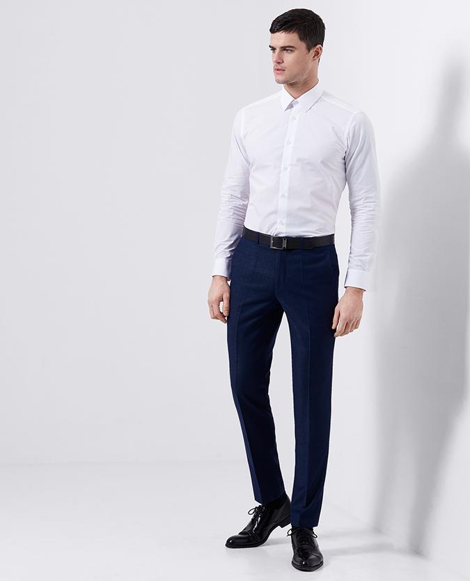 Slim Leg Formal Trouser