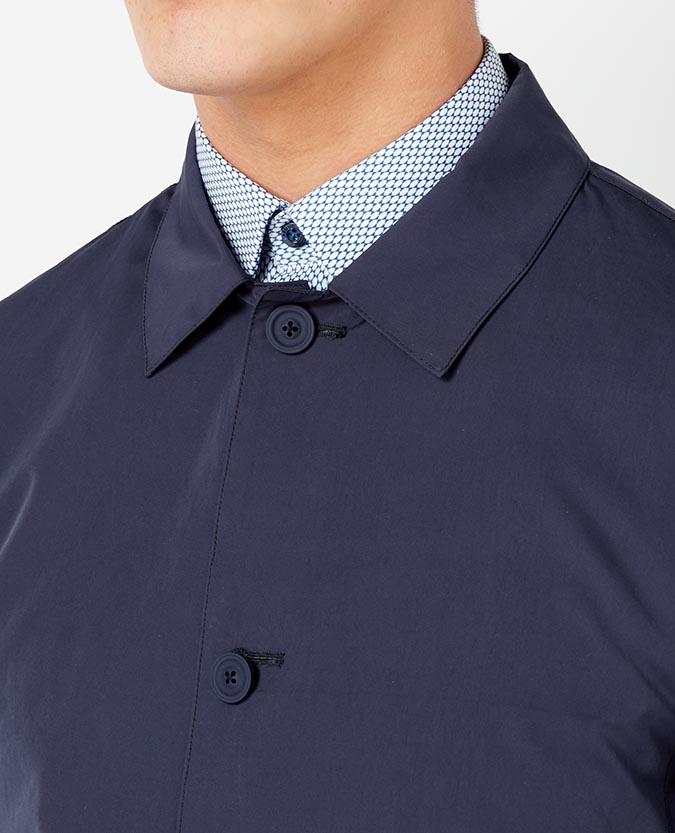 Slim Fit Lightweight Casual Overshirt