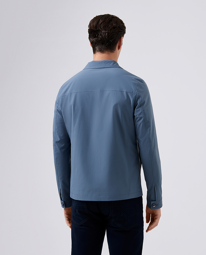 Tapered Fit Overshirt
